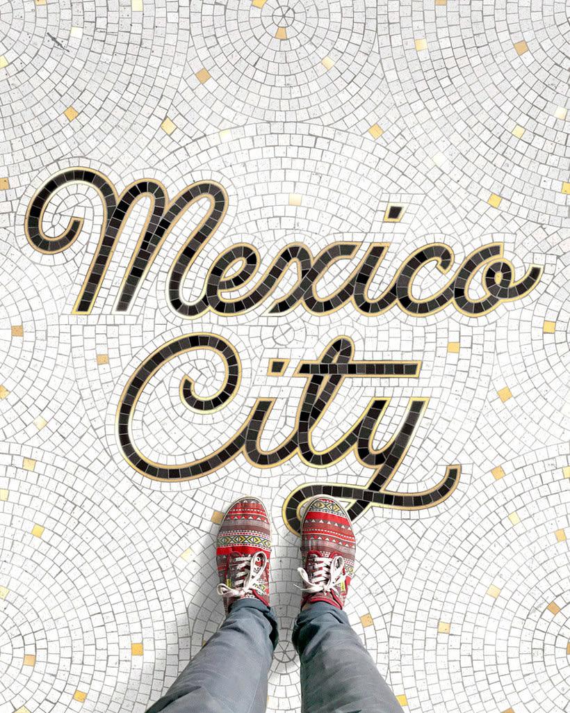 Fauxaics, los mosaicos digitales que aman a las ciudades 3