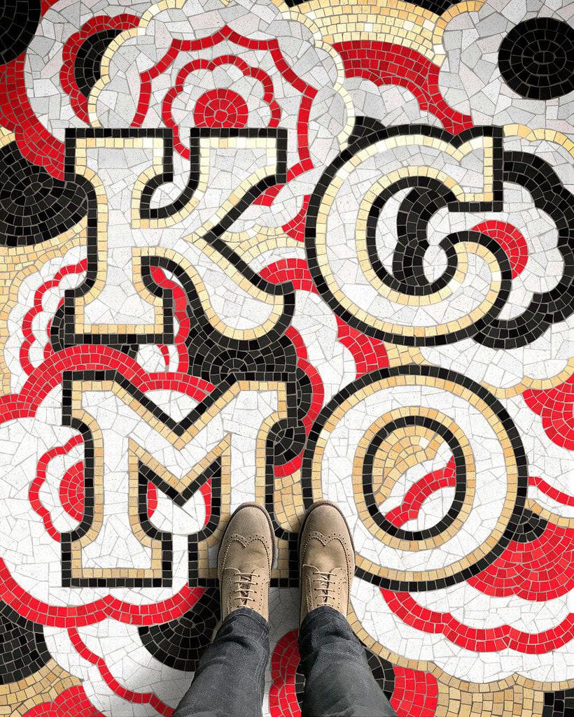 Fauxaics, los mosaicos digitales que aman a las ciudades 9