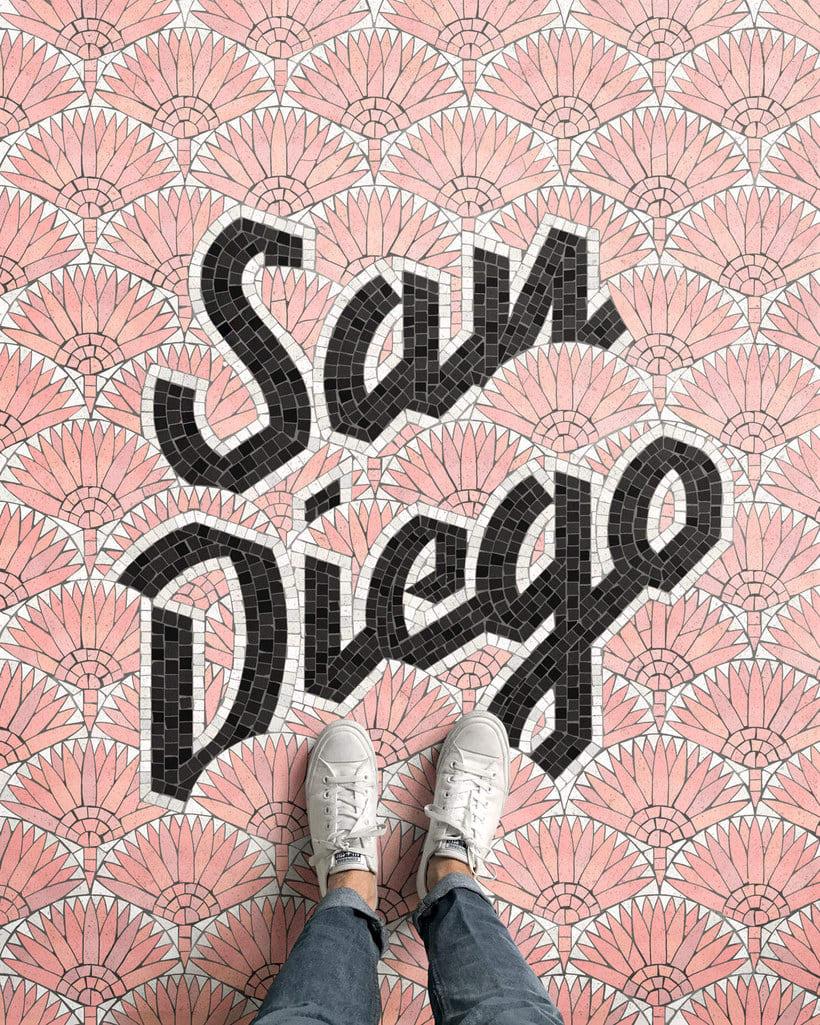 Fauxaics, los mosaicos digitales que aman a las ciudades 10