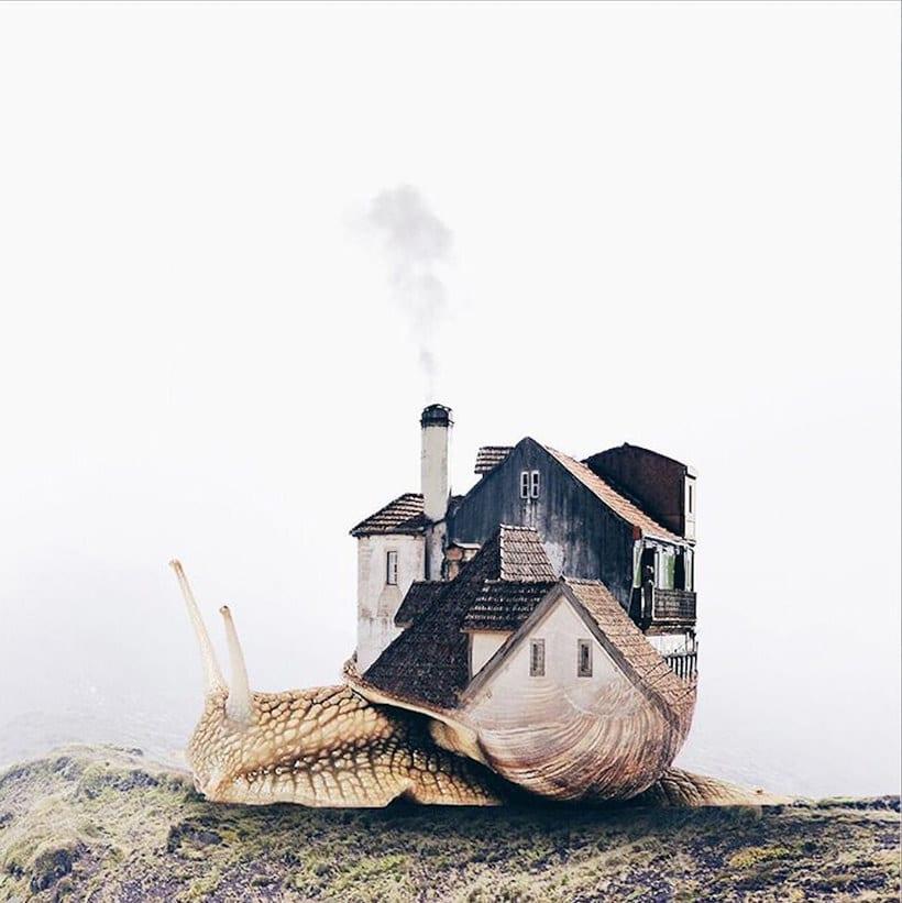 Luisa Azevedo desafía a la imaginación con sus fotografías 1