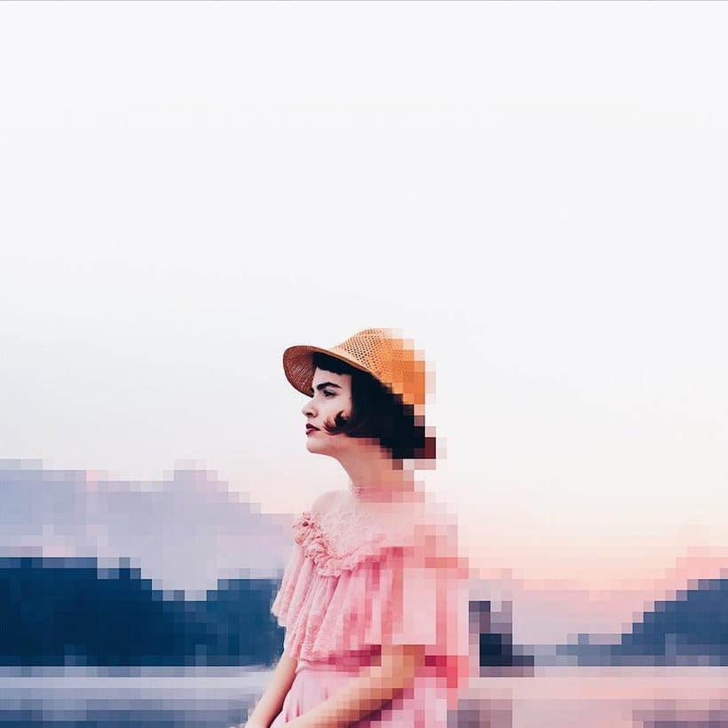 Luisa Azevedo desafía a la imaginación con sus fotografías 3