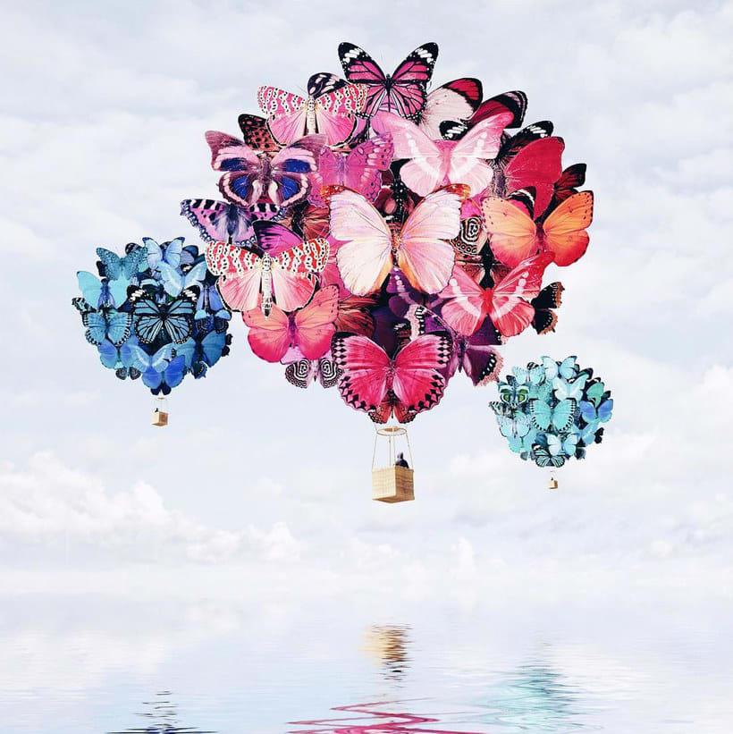 Luisa Azevedo desafía a la imaginación con sus fotografías 9