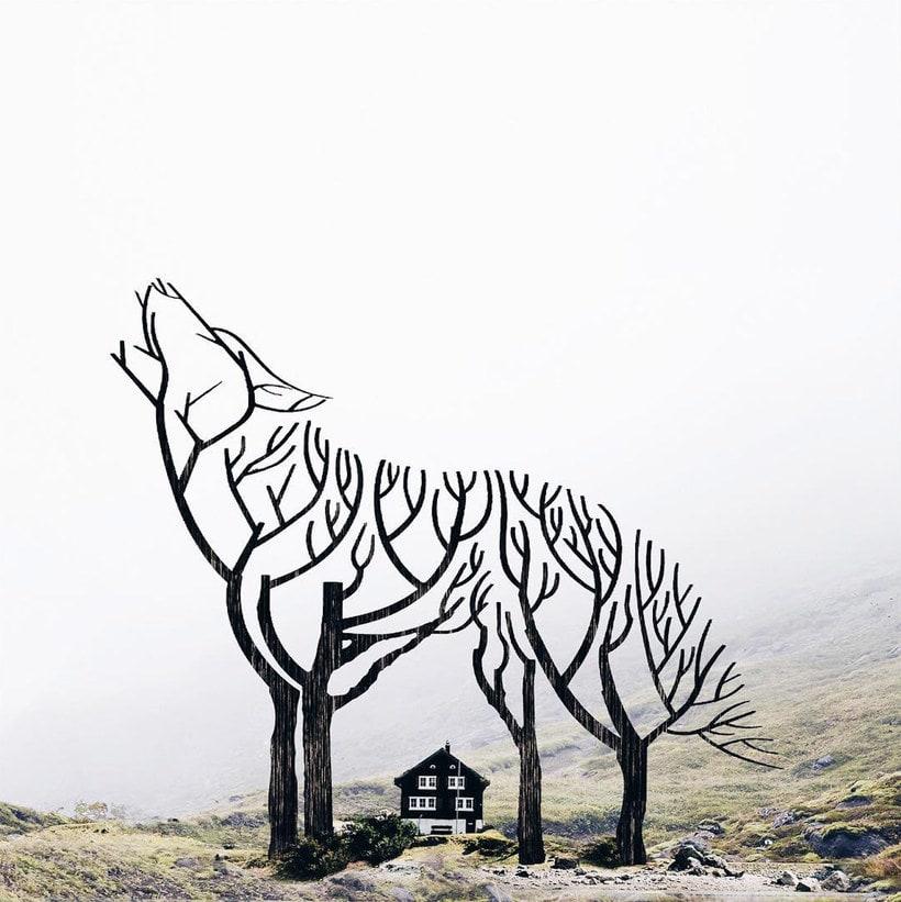 Luisa Azevedo desafía a la imaginación con sus fotografías 12