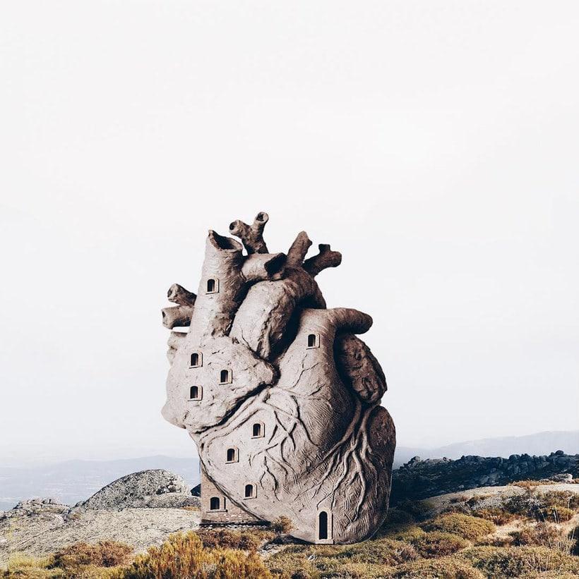 Luisa Azevedo desafía a la imaginación con sus fotografías 13