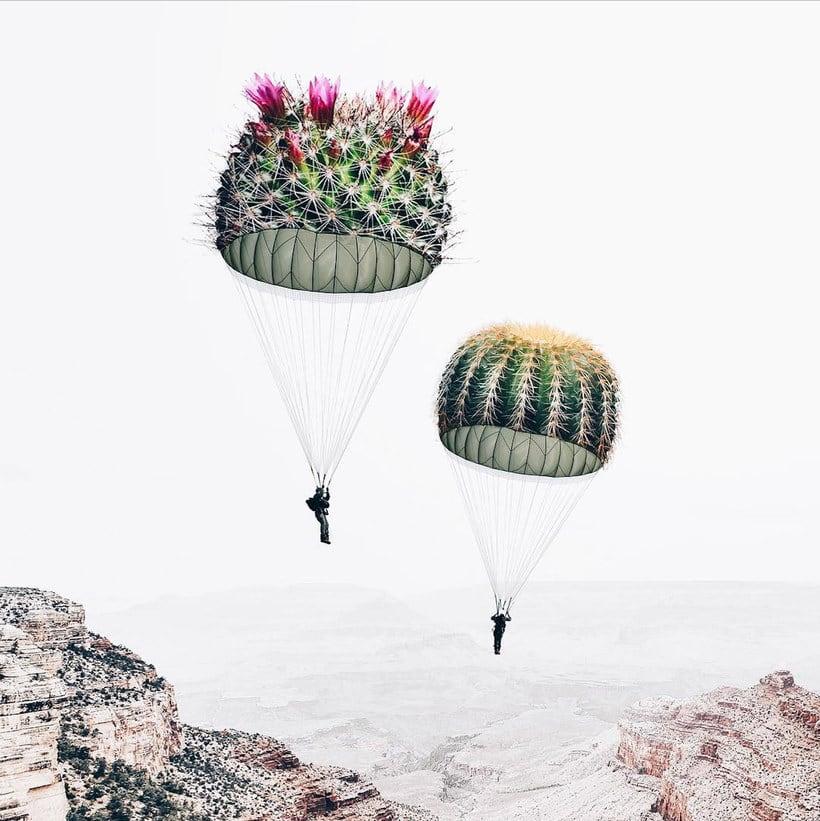 Luisa Azevedo desafía a la imaginación con sus fotografías 16