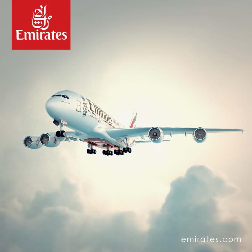 FLY EMIRATES 0