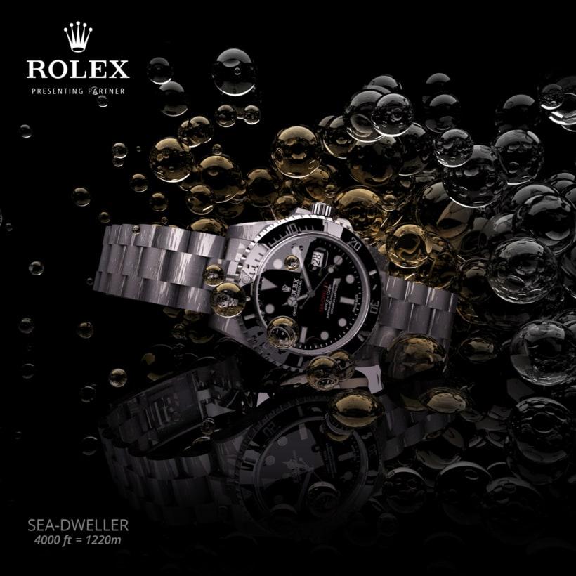 "ROLEX ""SEA-DWELLER"" -1"