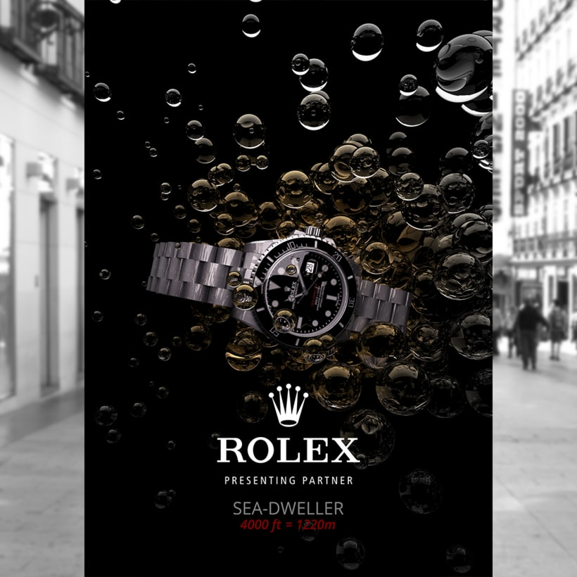"ROLEX ""SEA-DWELLER"" 1"
