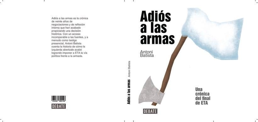 Ilustración portada Adiós a las armas -1