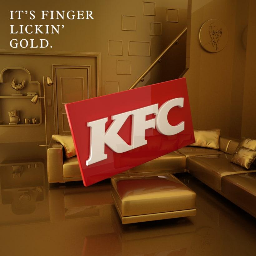 KFC GOLD 0