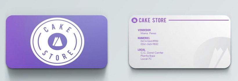 Cake Store 0