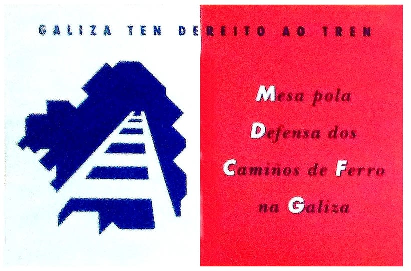 Mesa pola Defensa dos Camiños de Ferro na Galiza 2