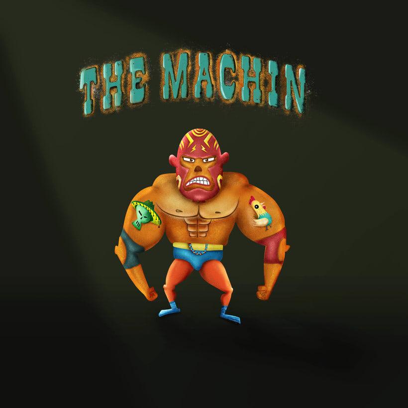 The Machin 0