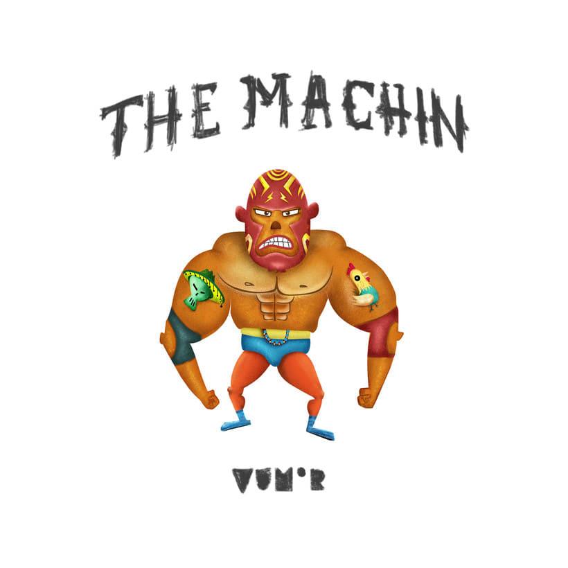 The Machin 1