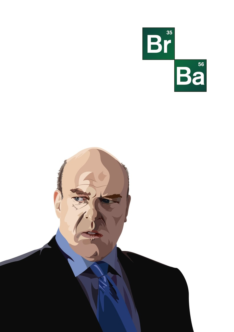 Illustration Breaking Bad 3
