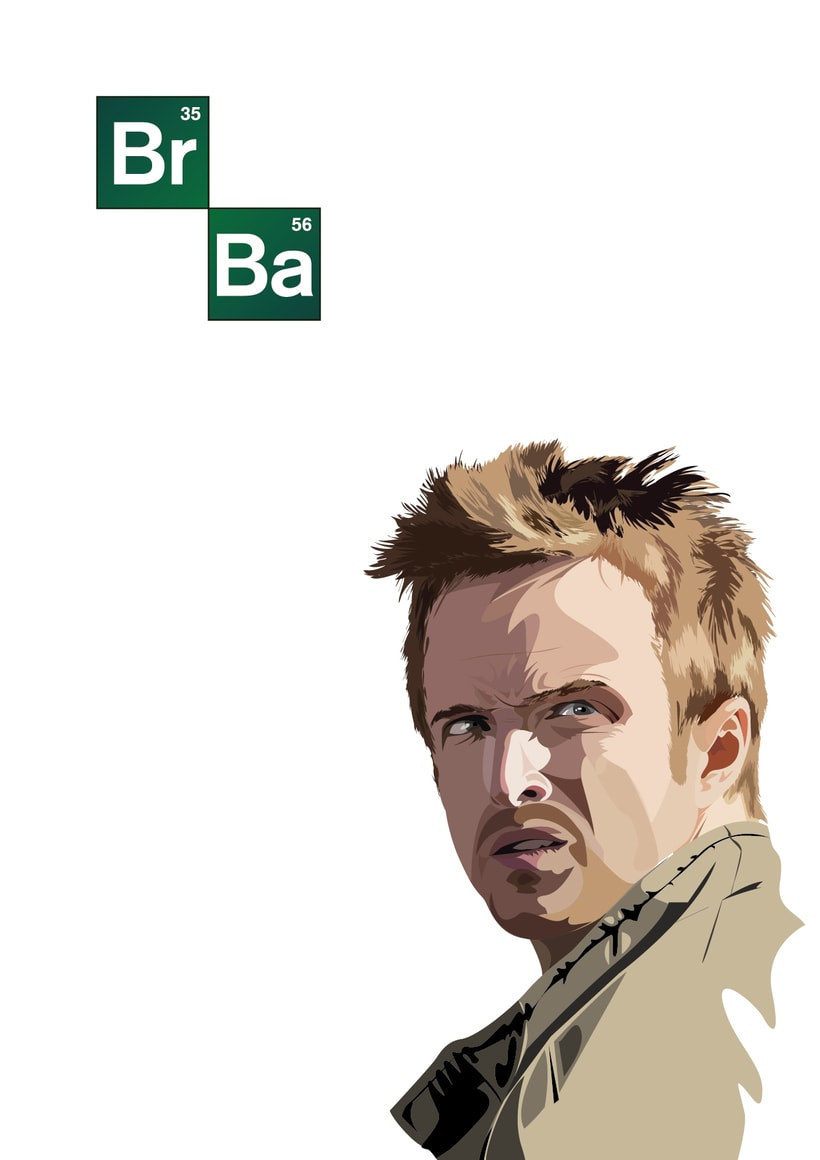 Illustration Breaking Bad 2