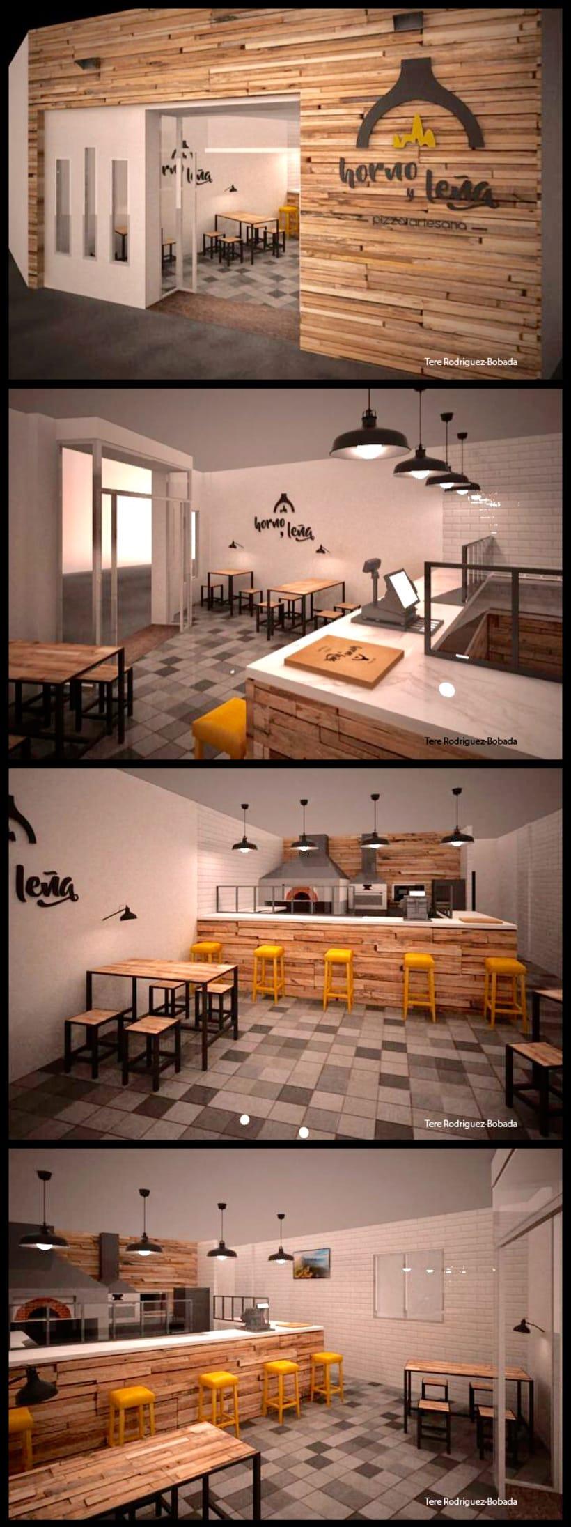 Pizzeria Horno y Leña 3