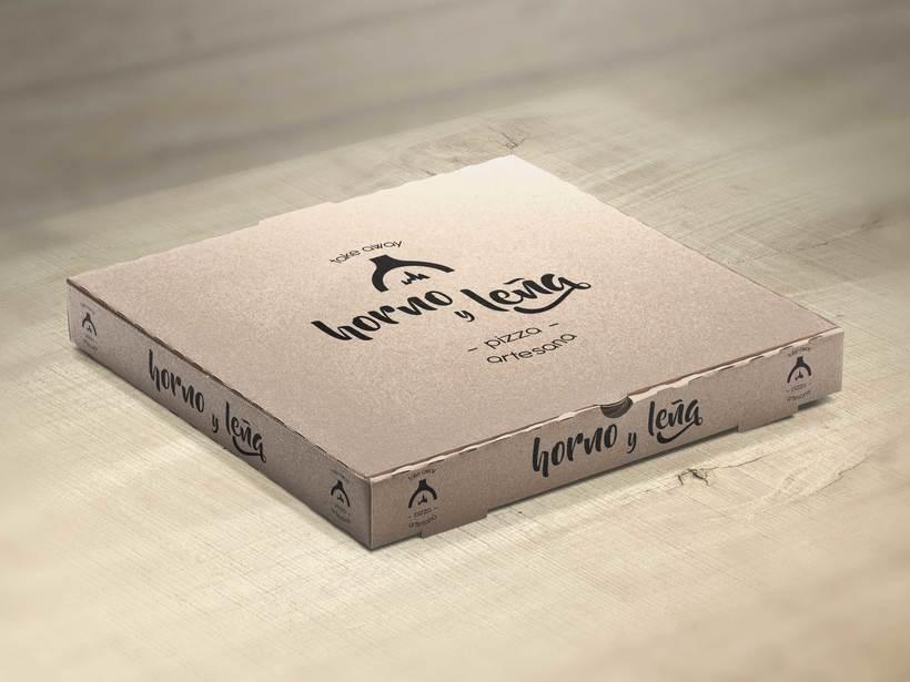 Pizzeria Horno y Leña 4