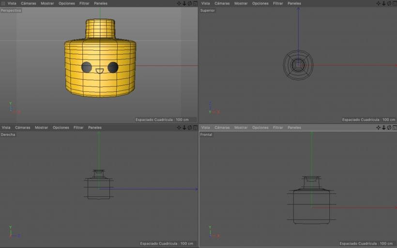 Cabeza de Lego (eyedesin) 0
