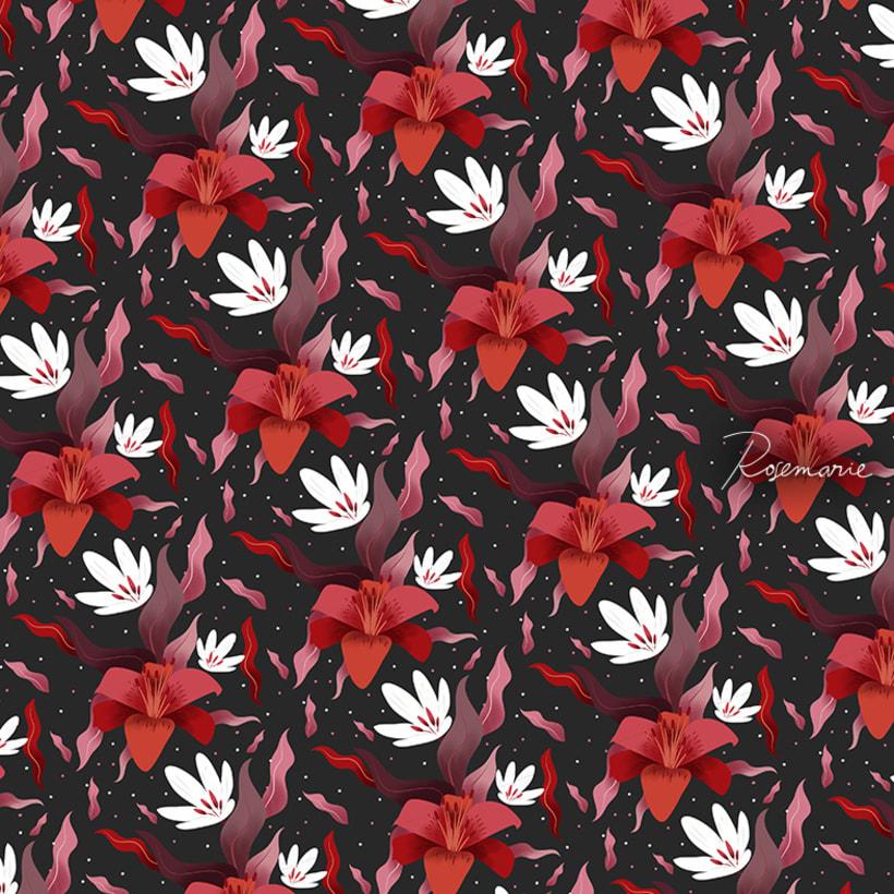 Flower Pattern 0
