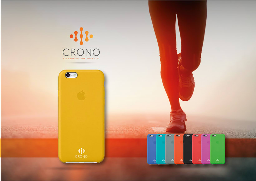 CRONO, TECHNOLOGY FOR YOUR LIFE 1