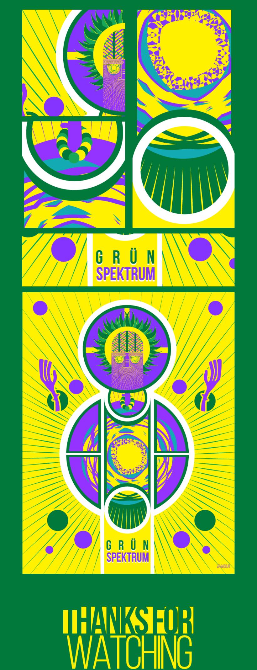 Grün-Spektrum 0