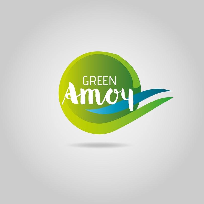 Marca Green Amoy 0