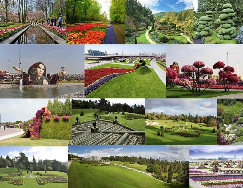 Los jardines más espectaculares del mundo 1