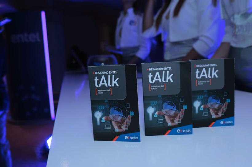 Entel Talk -  1