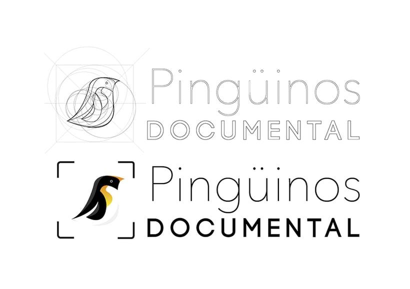 Identidad Corporativa Pingüinos Documental -1