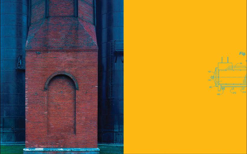 AMONÍACO. Instalación y Fotolibro 13