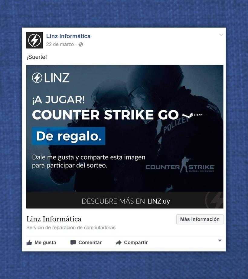 Linz Informática - Facebook posts -1