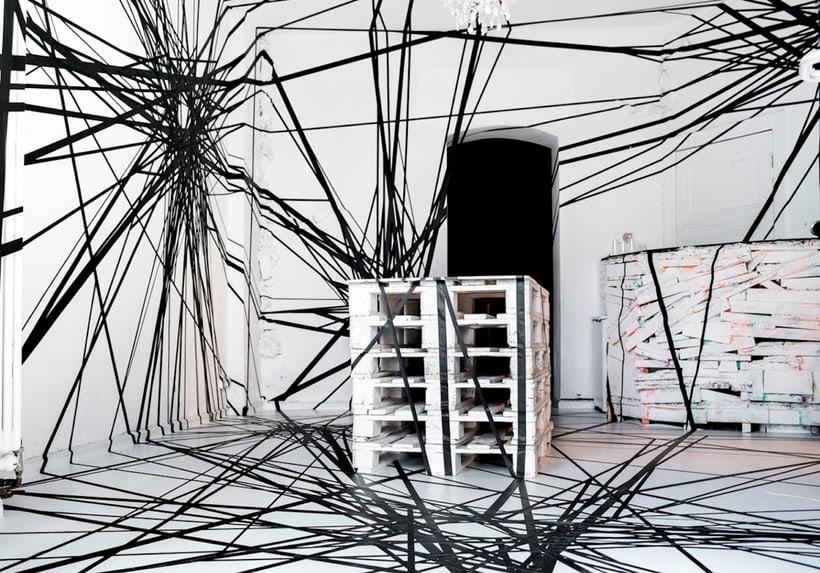 THE HAUS, una impresionante galería de arte urbano en Berlín 5