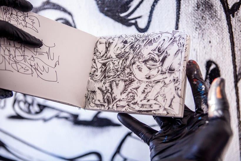 THE HAUS, una impresionante galería de arte urbano en Berlín 6