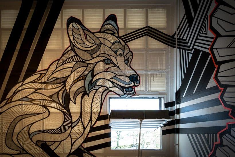 THE HAUS, una impresionante galería de arte urbano en Berlín 11