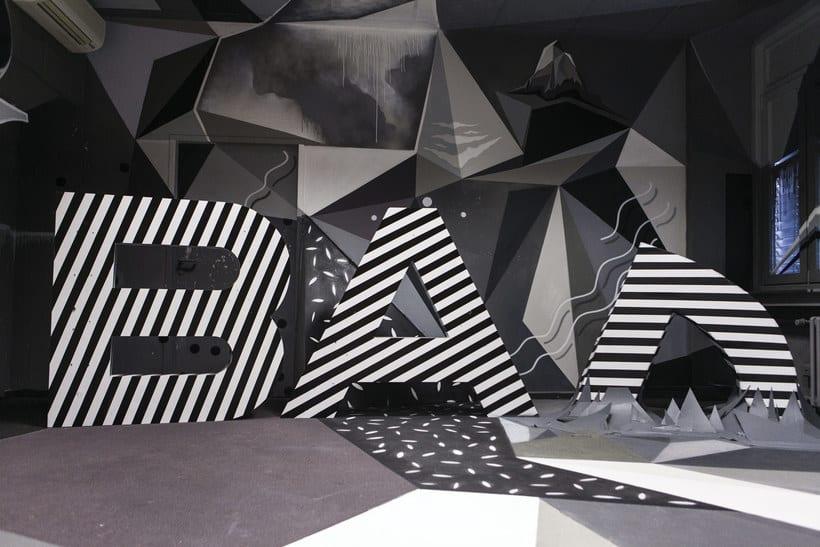 THE HAUS, una impresionante galería de arte urbano en Berlín 14