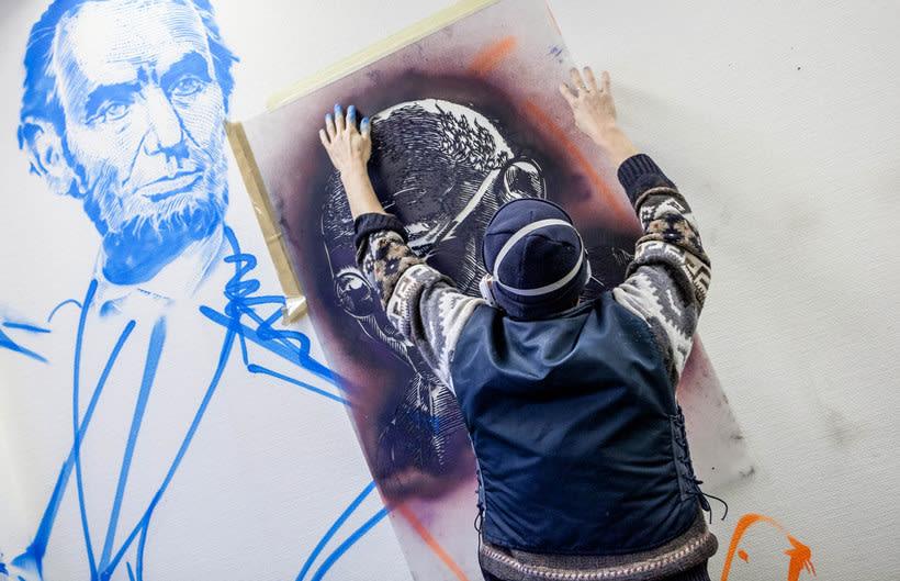 THE HAUS, una impresionante galería de arte urbano en Berlín 16