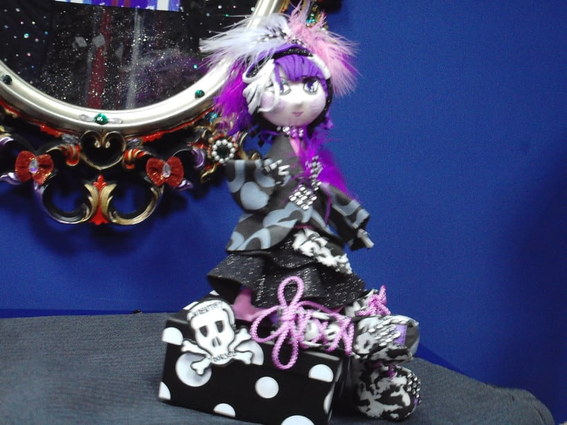 Muñecas Cosplays y Góticas 1