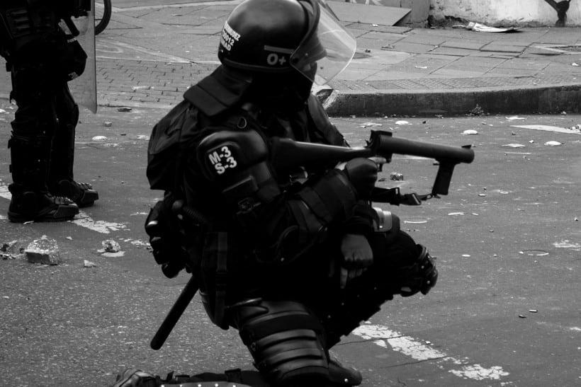 Reportería en Bogotá 1