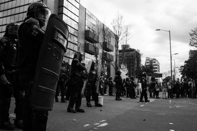 Reportería en Bogotá 4