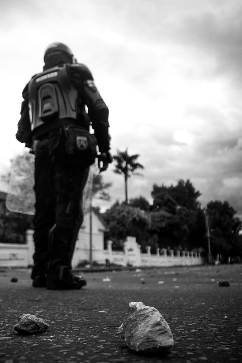 Reportería en Bogotá 5