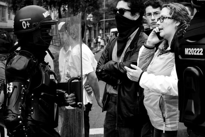 Reportería en Bogotá 6