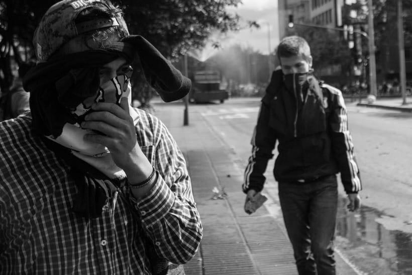 Reportería en Bogotá 3