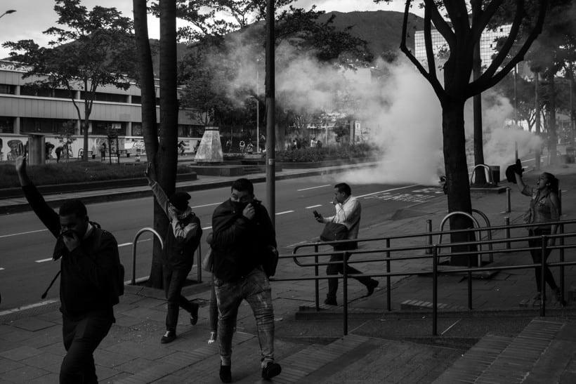 Reportería en Bogotá 16