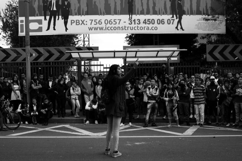 Reportería en Bogotá 21