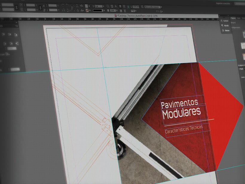 Diseño y maquetación catálogo 0