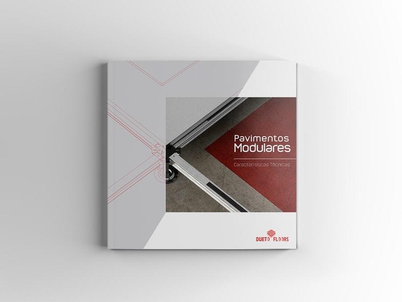 Diseño y maquetación catálogo 1
