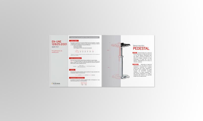 Diseño y maquetación catálogo 2
