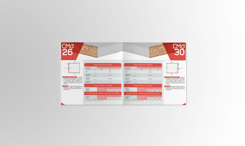 Diseño y maquetación catálogo 3
