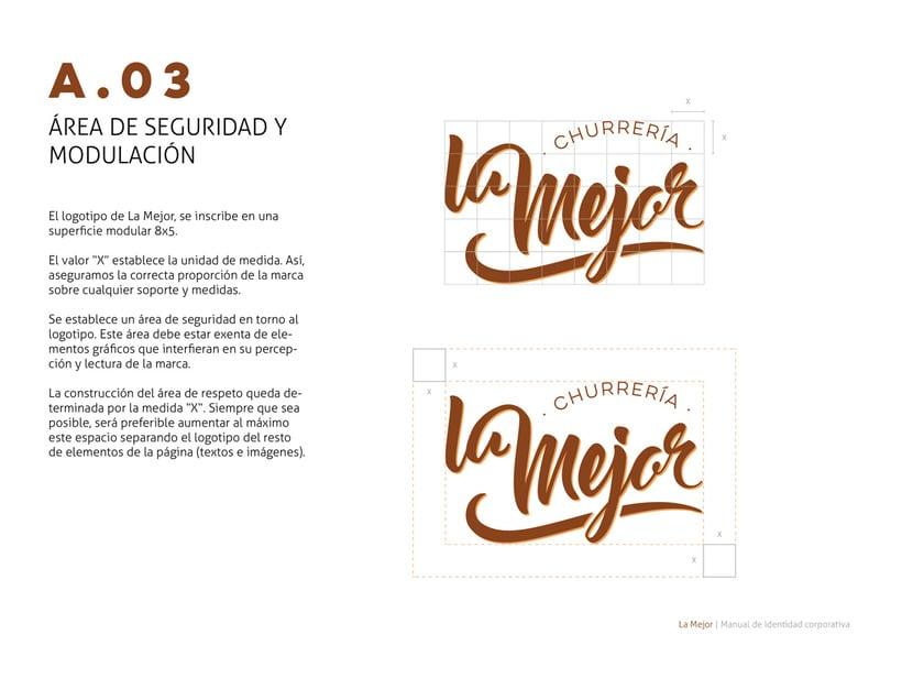 Branding La Mejor 1